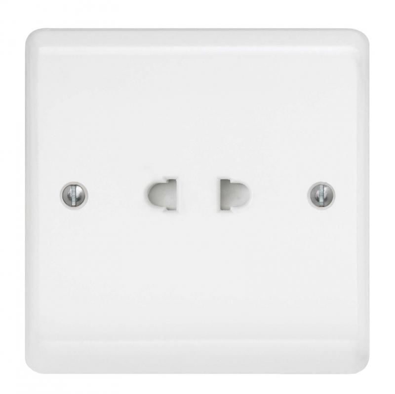 16a 2 Pin Socket Outlets Contactum