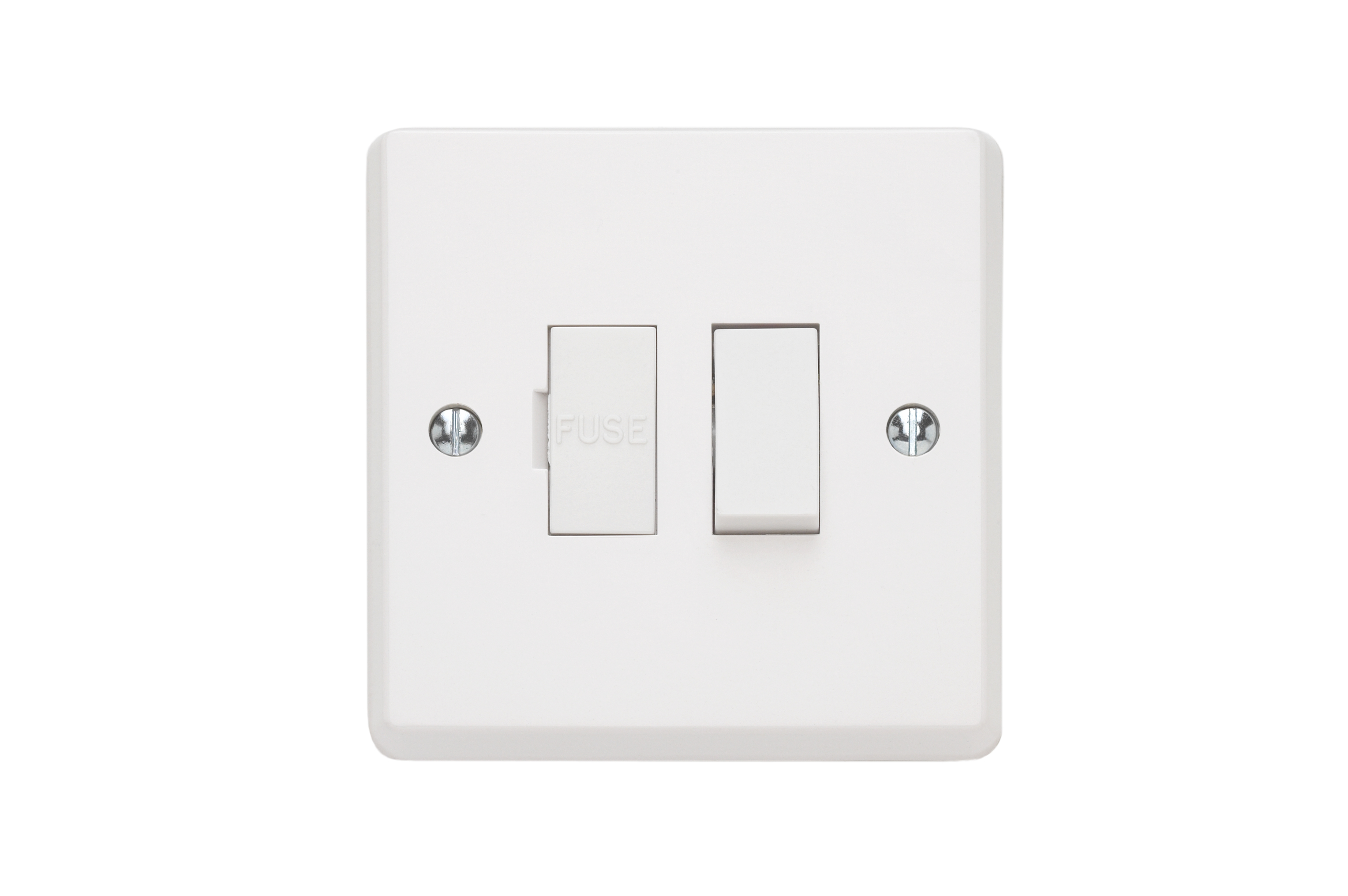 Traditional Moulded Contactum Wiring Cooker Switch Socket 3a Connection Units